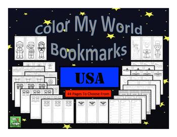 USA Bookmarks