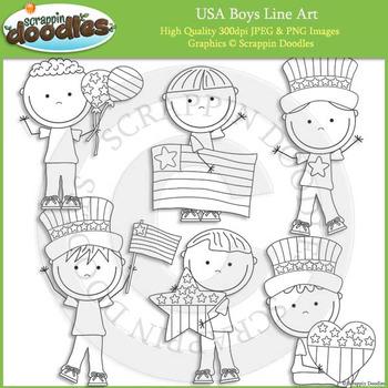 USA Boys & Girls