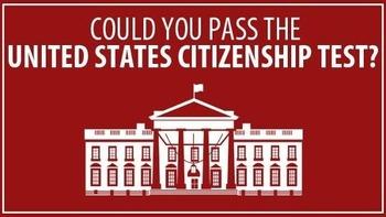 USA Citizenship Test
