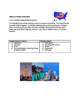 USA Enrichment Project