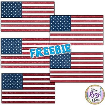 American Flag Clip Art - USA Flag Clip Art FREE