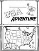 U.S.A. Geography Adventure Journals