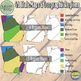 USA - Georgia Maps and Geographic Regions Set {Messare Cli