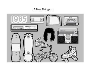 USA History 1979-1984