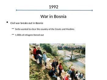 USA History 1992-1994