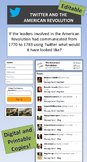 American Revolution and Twitter: What Would Leaders have T