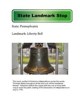 USA Landmark Stops
