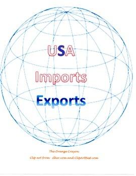USA Imports Exports