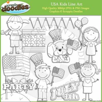 USA Kids