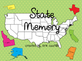 USA Map Memory Pack