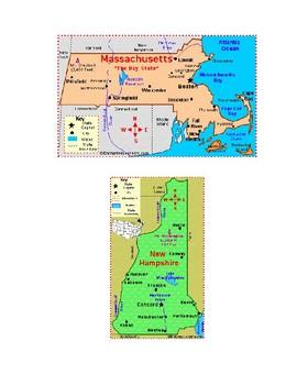 USA Northeast Region Bundle