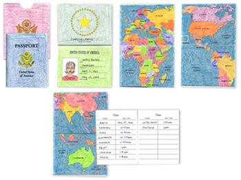 USA PDF Passport
