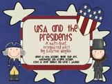 USA & Presidents Multi Level Integrated Literacy-Based Unit