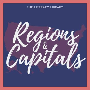 USA Regions & Capitals