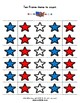 USA Star 10 Frame Set