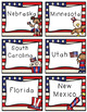 USA State Matching Game