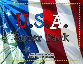 U.S.A. Super Bundle