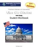 USA: The 50 States Student Workbook