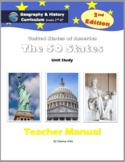 USA: The 50 States Teacher Manual