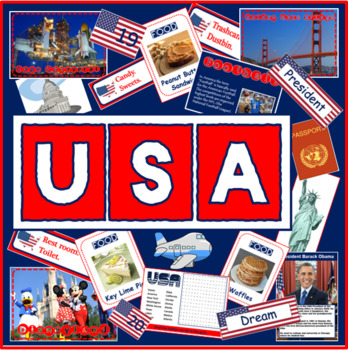USA UNITED STATES OF AMERICA- MULTICULTURAL DIVERSITY RESOURCES DISPLAY W