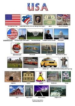 USA - PICTIONARY