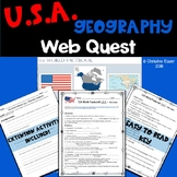 USA Web Quest - United States