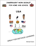 USA, fighting racism, distance learning, literacy