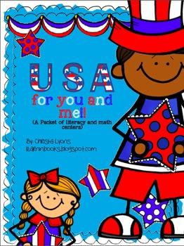 USA for You and Me!