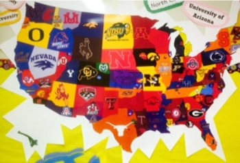 USA of Colleges