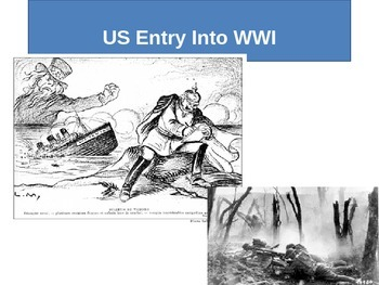 USA's Entry into World War I