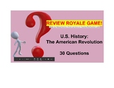USI #4 The American Revolution Review Royale Game