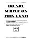 USII Mid-Year Exam