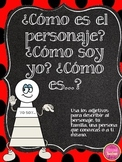 USING ADJECTIVES TO DESCRIBE CHARACTERS IN SPANISH