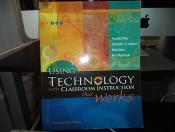 USING TECHNOLOGY WITH CLASSROOM INSTRUCTION