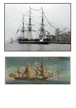 USS Constitution Handout