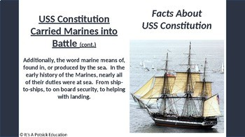 USS Constitution - Old Ironsides - The Legend of the War of 1812