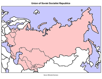 USSR Geography Quiz