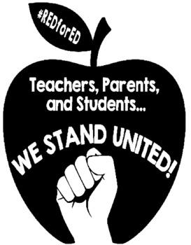 UTLA TEACHER STRIKE - .JPG file for CRICUT