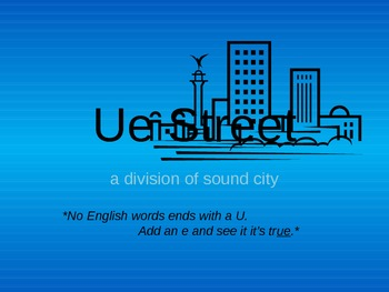 Ue Street (Sound City)