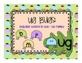 Ug Bugs: Building words in the -ug word family