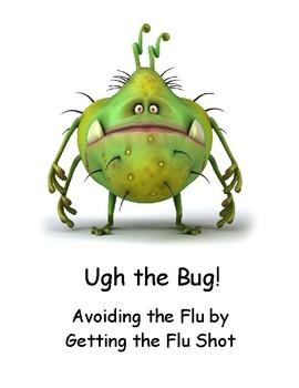 Ugh the Bug: Flu Shot Social Story