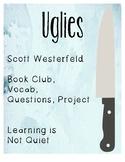 Uglies Book Club (Dystopian Fiction Novel Study, Vocabular