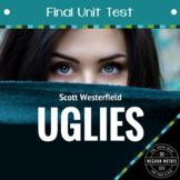 Uglies Literature Unit - Final Test