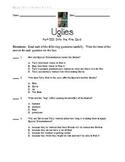Uglies Literature Unit - Part III Quiz