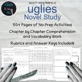 Uglies by Scott Westerfeld Novel Study