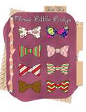 8  Christmas Neckties