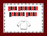 Ugly Christmas Sweater Glyph