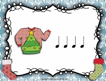 Ugly Christmas Sweater Interactive Game {Ta TiTi}
