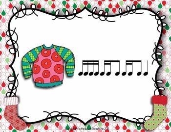Ugly Christmas Sweater Interactive Game {Tika Ti}