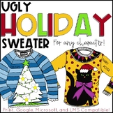 Ugly Christmas Sweater Symbolism: A fun holiday writing assignment